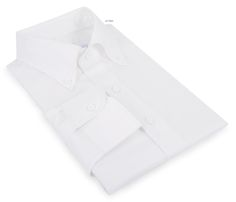 White Pinpoint Oxford dress shirt from Luxire: http://custom.luxire.com/products/white-pinpoint-oxford  Features: Button down collar and 1-button cuffs.