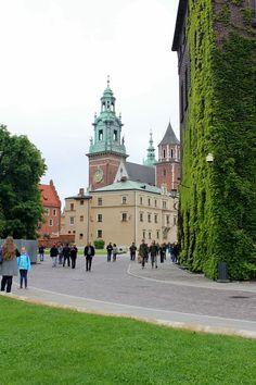 Cracovia - Castillo de Wawel