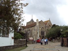 Parish Church of St Mary, Rye Best Travel Deals, Travel Guide, East Sussex, Rye, Barcelona Cathedral, United Kingdom, England, Europe, World