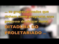 Disso Voce Sabia?: A ESQUERDA CONFESSA SEUS CRIMES PARA IMPLANTAR A DITADURA DO PROLETARIADO NO BRASIL