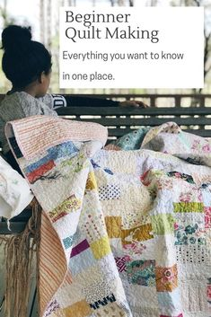 Beginner Quilt Making