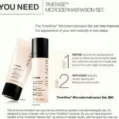 Microdermabrasion treatments are either administered by a professional cosmetologist, or performed in the comfort of your bathroom with a microdermabrasion product bought from a store. Mary Kay Microdermabrasion Set, Beauty Consultant, All Things Beauty, Your Skin, How To Remove, Knowledge, Skin Care, Bathroom, Store