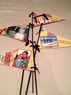 pennants for table decorations