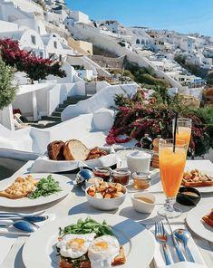 Greece Vacation, Greece Travel, Santorini Travel, Santorini Sunset, Greece Trip, Visit Greece, Vacation Destinations, Dream Vacations, Vacation Food
