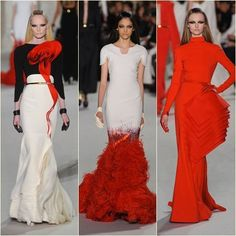Paris Fashion Week... Stéphane Rolland Spring 2012 Couture Collection