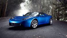 Tesla Roadster Review and Wallpaper - Tesla - Autostylized.com