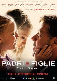Padri e figlie, scheda del film di Gabriele Muccino con Russell Crowe e Amanda Seyfried, leggi la trama e la recensione, guarda il trailer, trova la programmazione del film