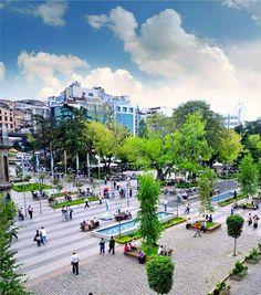 Meydan Park, Trabzon ⛵ Eastern Blacksea Region of Turkey ⚓ Östliche…