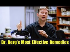 Dr. Berg's Most Effective Remedies - YouTube