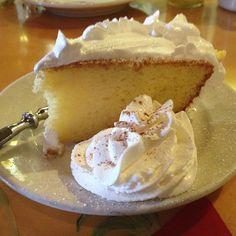 Tres Leche Cake @ Kuba Kuba