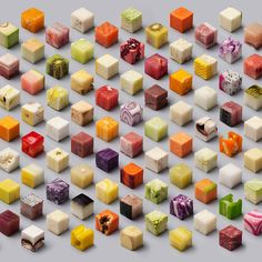This Food Cut Into Perfect Cubes Is The Most Soothing Thing You'll See…
