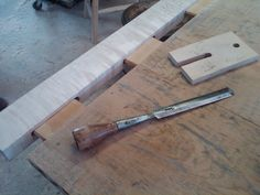 # 8)..True bread board ends done the old fashioned way..by hand, with mortise and tenons, not screws, or dowels. This is part of the construction of the top, and serves an important function. This helps to keep the top from cupping or moving over time. We choose to do ours in hand selected Tiger Maple for it's strength and beauty...no skimping on quality. If you see a table with bread board ends, make sure they are the real thing.