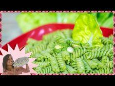 Pesto di Lattuga e Mandorle Velocissimo - Per Pasta e Tartine - YouTube