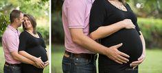 Orlando Maternity Session - Corner House Photography - Orlando Maternity Photographer - parents to be holding pregnant belly
