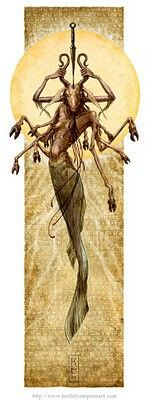 Capricorn - no wonder I always wished for at least six arms (LOL)