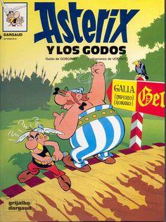 Asterix y los godos.