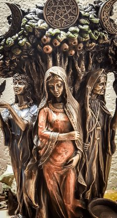 53527e24ab0 Triple Goddess Maiden Mother and the Crone