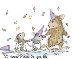 """Amanda, Monica & a friend featured on The Daily Squeek® for April 20th, 2015. Click on the image to see it on a bunch of really """"Mice"""" products."""