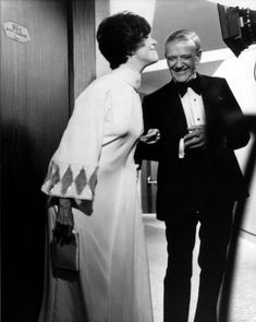 """""""The Towering Inferno"""" Jennifer Jones, Fred Astaire 1974 Warner Brothers"""