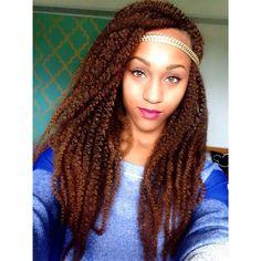 miccheckk12's photo on Instagram - Crochet Braids with Marley Hair