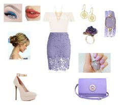 """""""#94"""" by lucieprettyliars ❤ liked on Polyvore featuring Chicwish, Metrocity, Alexandra Beth Designs, Tory Burch and Holy Ghost"""