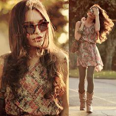 Autumn fashion? ...♥