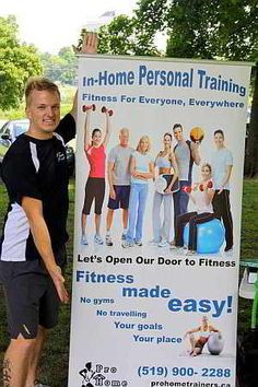 Grow your in-home personal training business with Pro Home Trainers Inc.   Subscribe to receive our marketing services and network across Ontario!