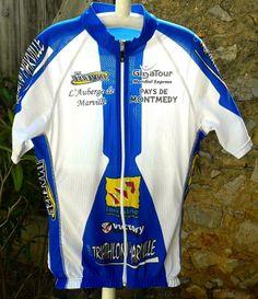 Offert par Ty Yannick.... maillot du club de triathlon de Marville