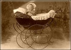 From baby carriage to umbrella stroller: a complete history.