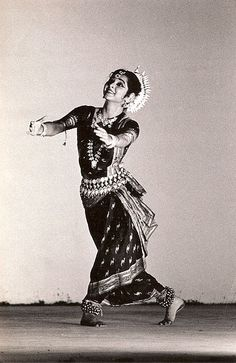 Sharmila Biswas, Odissi dancer