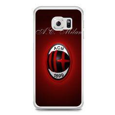 Ac Milan Samsung Galaxy S6 Edge Case
