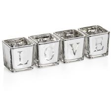 Wilko Words Tealight Holders Silver Candle Holder Set, Tealight Candle Holders, Tea Light Holder, Bedroom Accessories, Other Accessories, Tea Light Candles, Tea Lights, Burning Candle