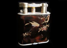 Dunhill chinoiserie lighter