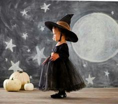 Pottery Barn Kids on Wanelo Toddler Witch Costumes, Baby Witch Costume, Tutu Costumes, Theme Halloween, Halloween Photos, Family Halloween Costumes, Baby Halloween, Halloween Disfraces, Pottery Barn