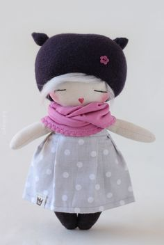 Connie – the tulia doll