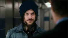 Marc Andre Grondin. Aka the most attractive thing I've ever seen