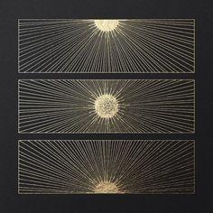 Cool pattern idea for string art Inspiration Art, Art Inspo, Graphisches Design, Graphic Design, Artsy Fartsy, Printmaking, Art Photography, Illustration Art, Wall Art