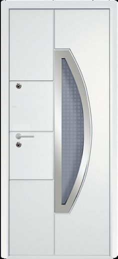 Porte du0027entrée en aluminium - Diruy Ju0027♥ ma porte du0027entrée - prix porte entree tryba
