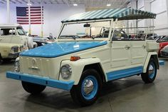 Image result for Acapulco VW Thing original add