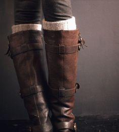 boots #shoes #winter's fashion #women