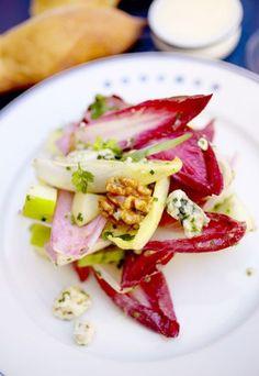 Salade endive roquefort noix : recette de salade endive noix roquefort, recette de salades - Salades: salade été, recettes de salades, recette salade légère et croquante - aufeminin