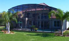 Enhance your home with screen rooms, pool enclosures, and entry doors from Aluminum Contractors serving Lake, Sumter and Marion Counties. Pool Screen Enclosure, Screen Enclosures, Pool Enclosures, Entry Doors, Gazebo, Florida, Outdoor Structures, Poland, The Florida