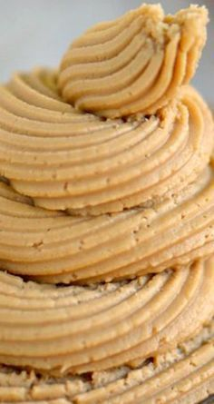 The BEST Caramel Frosting ~ You're going to want this on everything so go ahead and DOUBLE the recipe... Perfect for cakes, cupcakes, bread, apples and more!