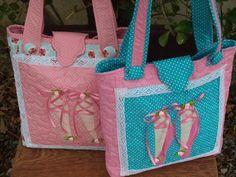 linda bolsa de bailarina um produto 100% artesanal .
