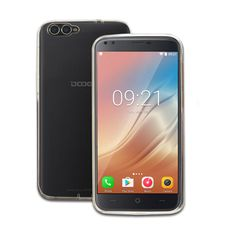 Ultra Thin Transparent Soft TPU Protective Case For DOOGEE X30