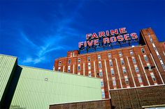 Farine Five Roses by Jessica Giordano on Quebec, Fair Grounds, Roses, Fun, Pictures, Travel, Photos, Voyage, Pink