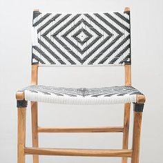 BLACK & WHITE DINING CHAIR — X.LAB White Dining Chairs, Accent Chairs, Lab, Black And White, Furniture, Home Decor, Style, Upholstered Chairs, Swag