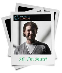 [WELCOME TO OUR NEW BUSINESS & CAREER COACH]  Matt Follows, London, UK  Matt has 17 years of frontline experience as a multi-award-winning creative director and writer combined with 8 years of one-to-one coaching, consultancy and therapeutic breakthroughs. Are you looking to improve your career and business? Are you unsure of your career strategy and need help with finding your way? Speak with him now! - your24hcoach.com