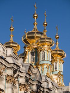 Catherine Palace by ahvalj.