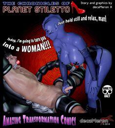 Planet Stiletto - Part 1
